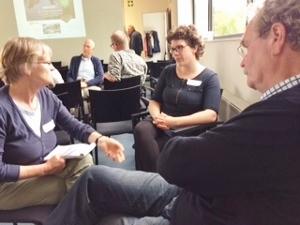 Zoektocht in Zwolle - Successen en vragen delen bij start netwerk Stadslandbouw Nederland: 'Voer voor meer'